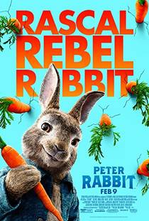 Picture of a movie: Peter Rabbit