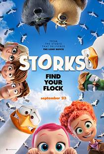 Picture of a movie: Storks