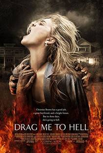 Picture of a movie: Drag Me To Hell