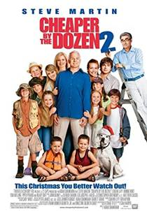 Picture of a movie: Cheaper By The Dozen 2
