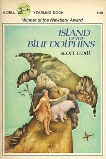 Picture of a book: Island Of The Blue Dolphins