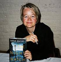 Picture of an author: Sarah Waters