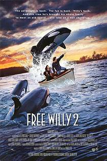 Picture of a movie: Free Willy 2: The Adventure Home