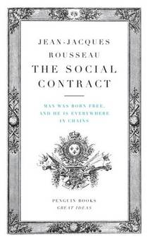 Picture of a book: The Social Contract