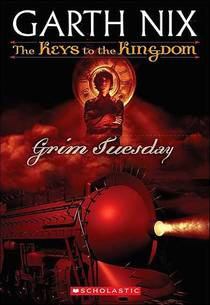 Picture of a book: Grim Tuesday