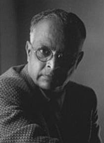 Picture of an author: R.K. Narayan