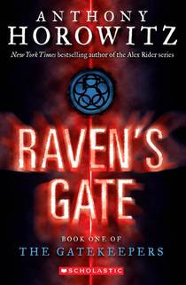 Picture of a book: Raven's Gate