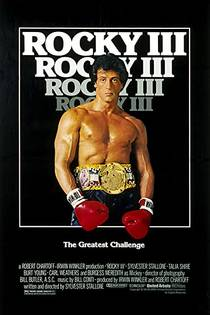 Picture of a movie: Rocky III