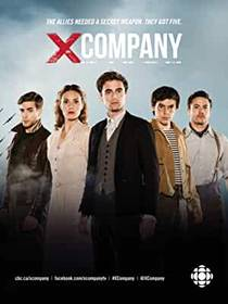 Picture of a TV show: X Company