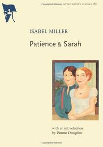Picture of a book: Patience & Sarah