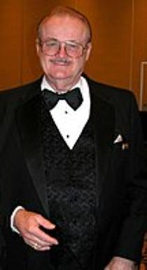 Picture of an author: Jerry Pournelle