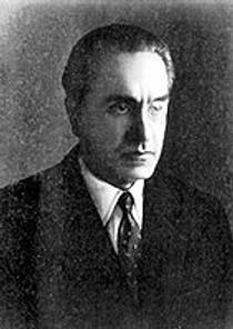 Picture of an author: Julius Evola