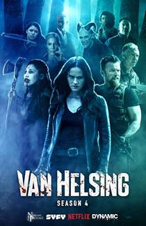 Picture of a TV show: Van Helsing