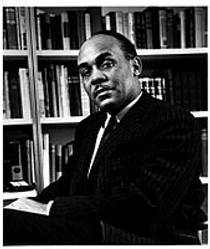 Picture of an author: Ralph Ellison