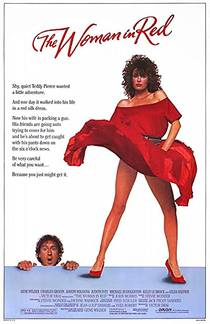 Picture of a movie: The Woman In Red