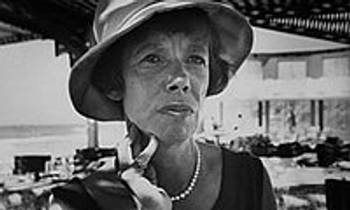 Picture of an author: Jane Bowles
