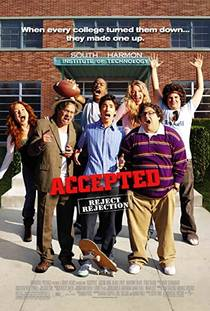 Picture of a movie: Accepted