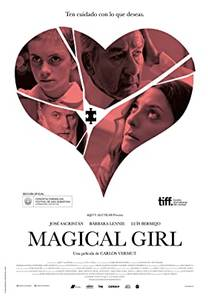 Picture of a movie: Magical Girl