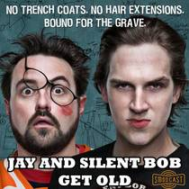 Picture of a podcast: Jay & Silent Bob Get Old