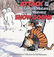 Picture of a book: Attack of the Deranged Mutant Killer Monster Snow Goons