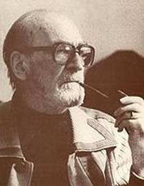 Picture of an author: Mircea Eliade