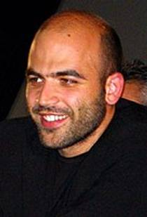 Picture of an author: Roberto Saviano