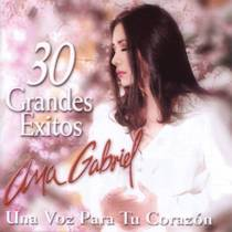 Picture of a band or musician: Ana Gabriel