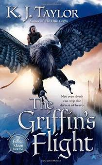 Picture of a book: The Griffin's Flight