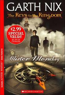Picture of a book: Mister Monday