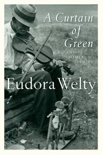 Picture of a book: A Curtain of Green and Other Stories