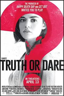 Picture of a movie: Truth Or Dare