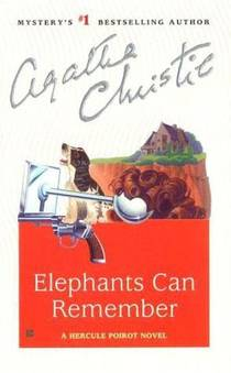 Picture of a book: Elephants Can Remember