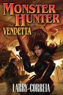 Picture of a book: Monster Hunter Vendetta
