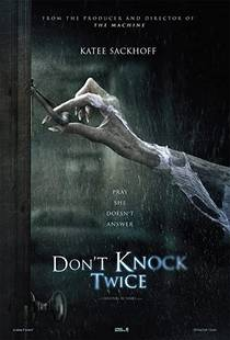 Picture of a movie: Don't Knock Twice