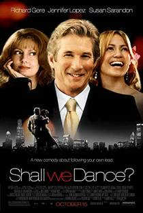 Picture of a movie: Shall We Dance