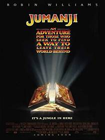 Picture of a movie: Jumanji