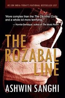 Picture of a book: The Rozabal Line