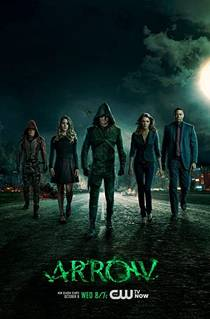 Picture of a TV show: Arrow: Blood Rush