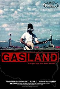 Picture of a movie: Gasland