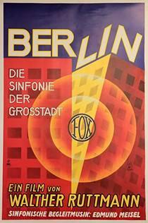 Picture of a movie: Berlin - Die Sinfonie Der Großstadt