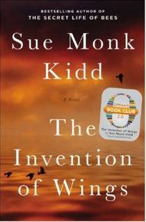 Picture of a book: The Invention Of Wings