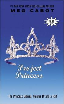 Picture of a book: Project Princess