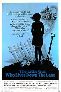 Picture of a movie: The Little Girl Who Lives Down The Lane