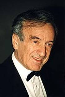Picture of an author: Elie Wiesel