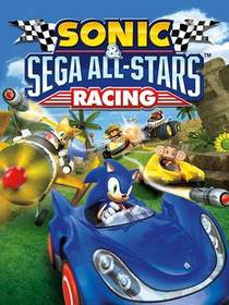 Picture of a game: Sonic & Sega All-Stars Racing
