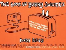 Picture of a book: The Book Of Bunny Suicides