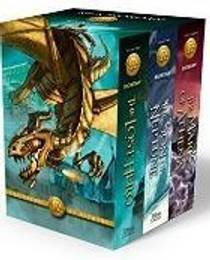 Picture of a book: The Heroes Of Olympus