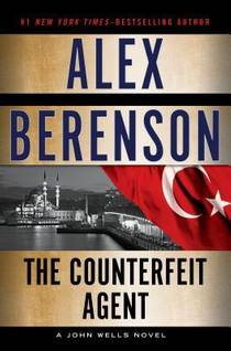 Picture of a book: The Counterfeit Agent