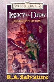 Picture of a book: Legacy Of The Drow