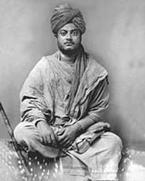 Picture of an author: Swami Vivekananda